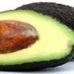 Psu strupena, nevarna hrana - avokado