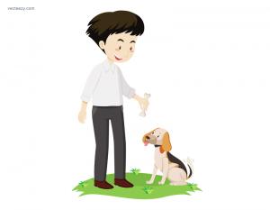 Vzgoja, socializacija, šolanje psa