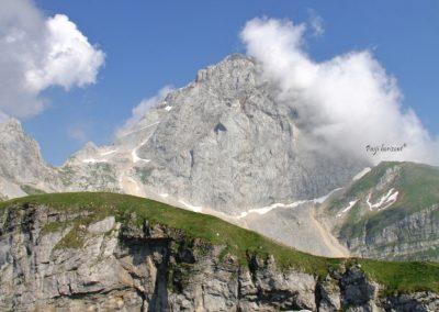 Mangart, gora