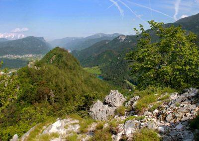 Brežniške peči in Mali vrh
