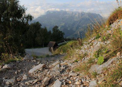 Izlet Muzej na prostem Kolovrat, pogled s hriba