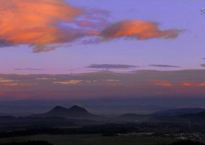 Planica, pogled na Šmarno goro