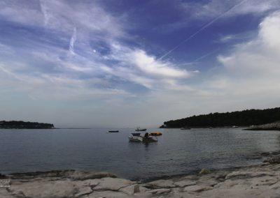 Premantura, obala. razgled