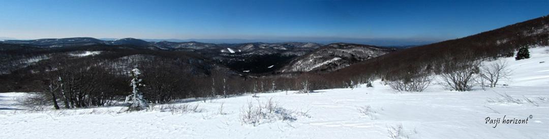 Razgled iz Malega Snežnika