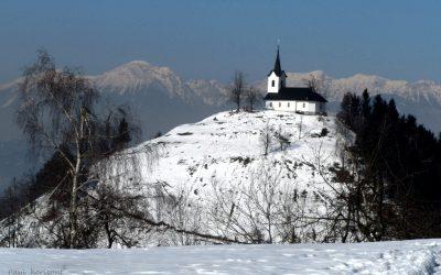 Sveti Jakob v snegu