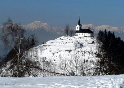 Cerkvica Sveti Jakob