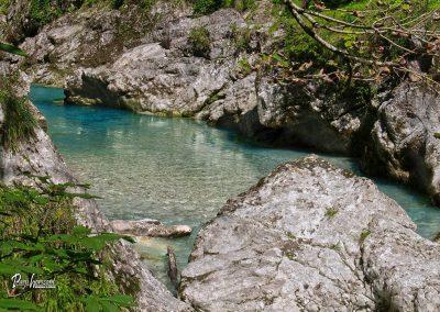 Izlet Reka Soča