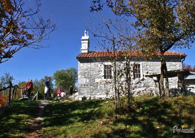 Vremščica, cerkvica sv. Urbana