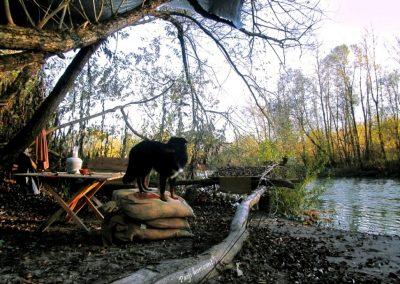 Za reko Savo; piknik plac