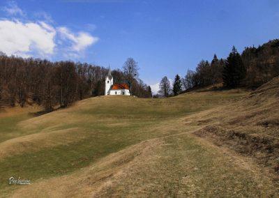 Cerkev Sveta Uršula