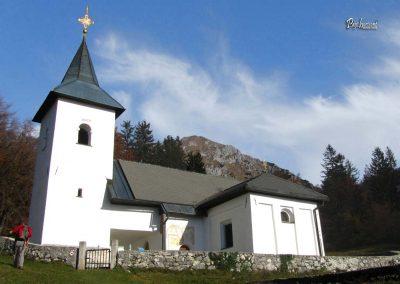 Cerkvica Sveti Lovrenc
