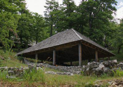 Ajdna, arheološko najdišče, hiška