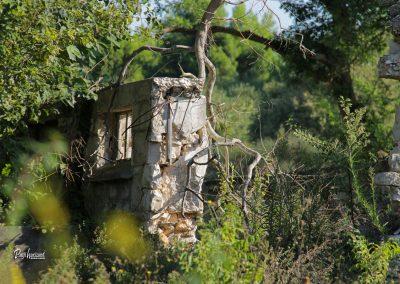 Ruševina, okno, Ližnjan