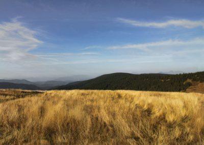 Jezerski vrh, panorama